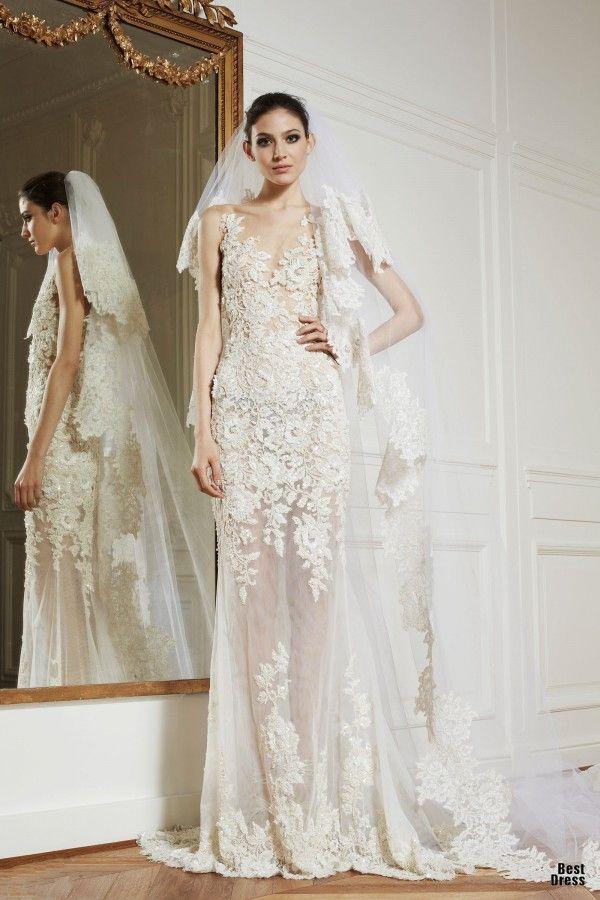 Zuhair Murad Wedding Dresses Fall/Winter 2013 Bridal Collection ...