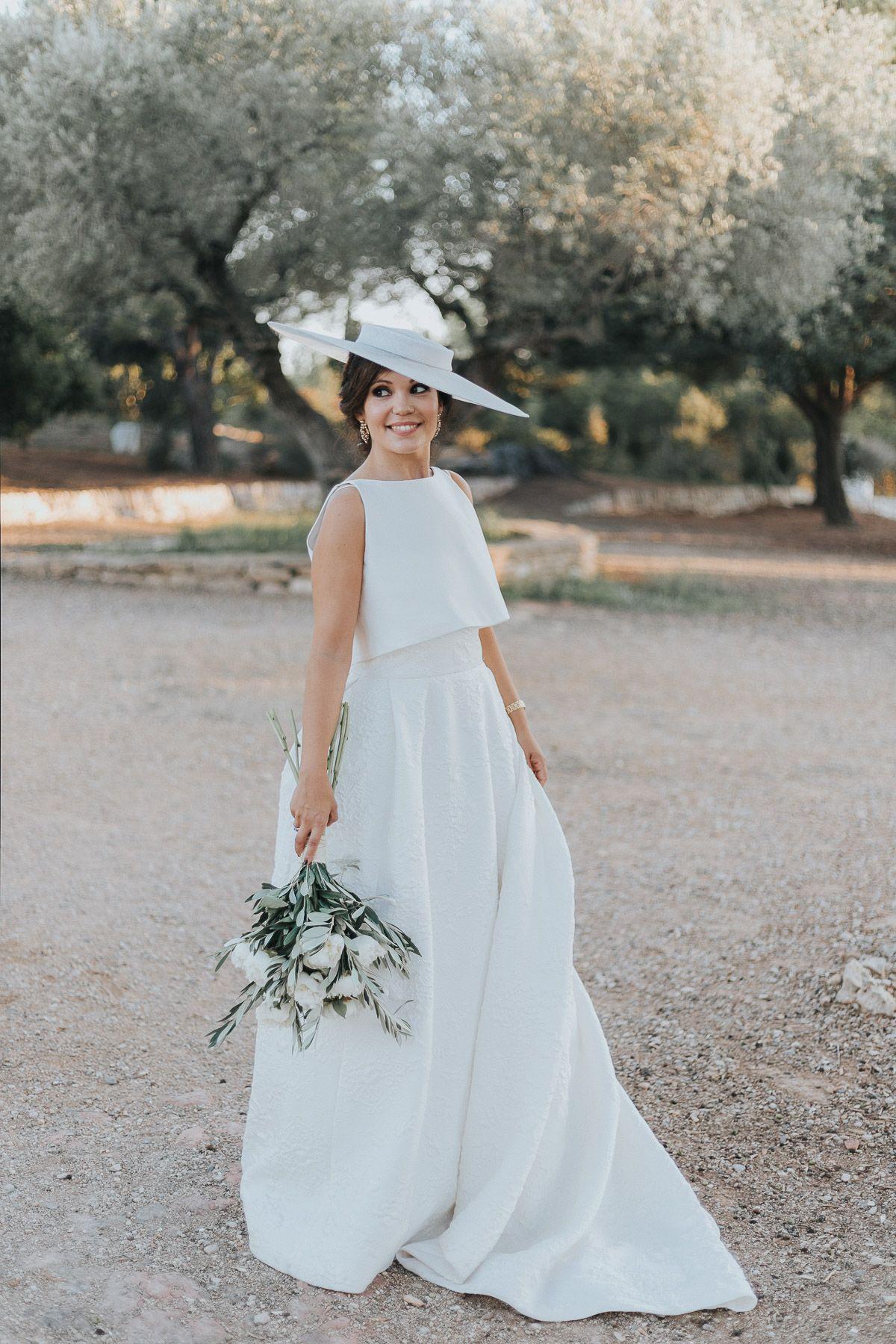 Susana from Spain - JESUS PEIRO bride | vestida de blanco ...