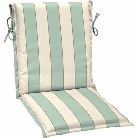 Better Homes And Gardens Outdoor Patio Sling Chair Cushion, Multiple  Patterns   Walmart.com