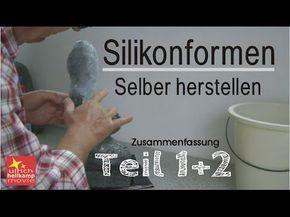 silikonformen fuer gips  beton preiswert  leicht