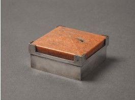 Bertel Gardberg (1916-2007)  hopea          lev 90mm, h 45mm