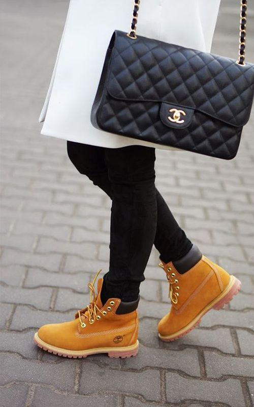 Timberland boots style, Timberland boots