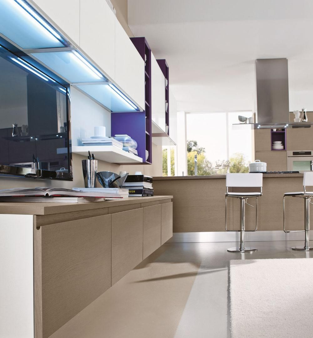 Linda - Cucine Lube | KITCHEN | Pinterest | Kitchens and Modern