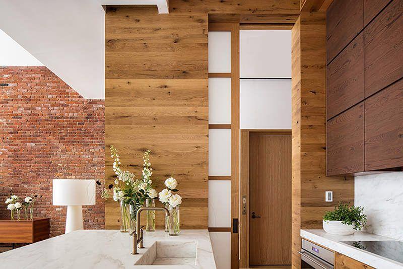 A model apartment