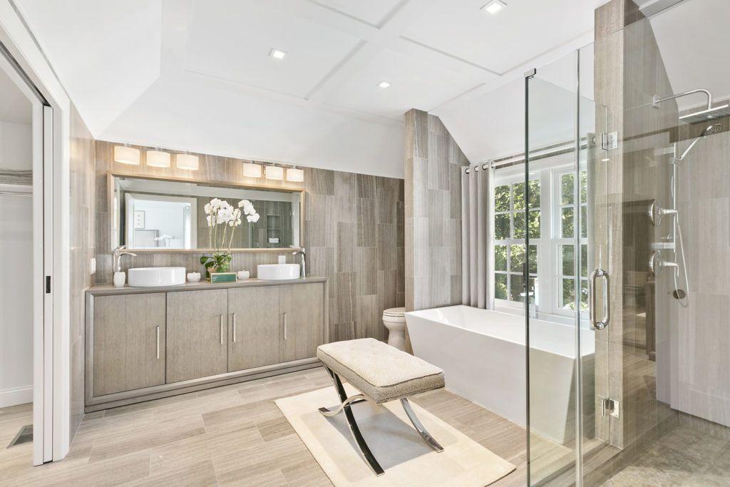 80 Traditional Master Bathroom Ideas Photos Hamptons Decor Bedroom Sleek Bathroom Hamptons House
