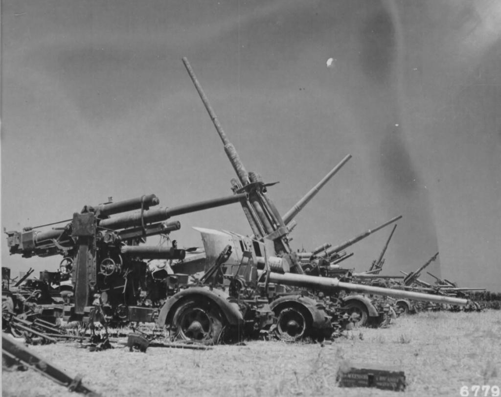 Tunesia - june 1943