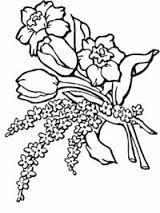 Imagini Pentru Buchete De Flori De Colorat Flower Coloring Pages