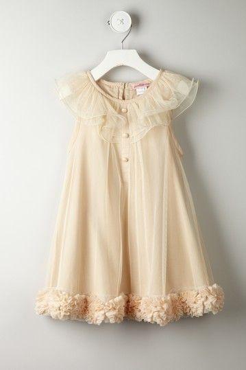 Ruffle Collar Dress On Hautelook Nia Pinterest Vestidos - Vestidos-de-nia-de-moda