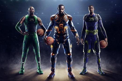 Баскетбольные кроссовки nike lebron Lebron james