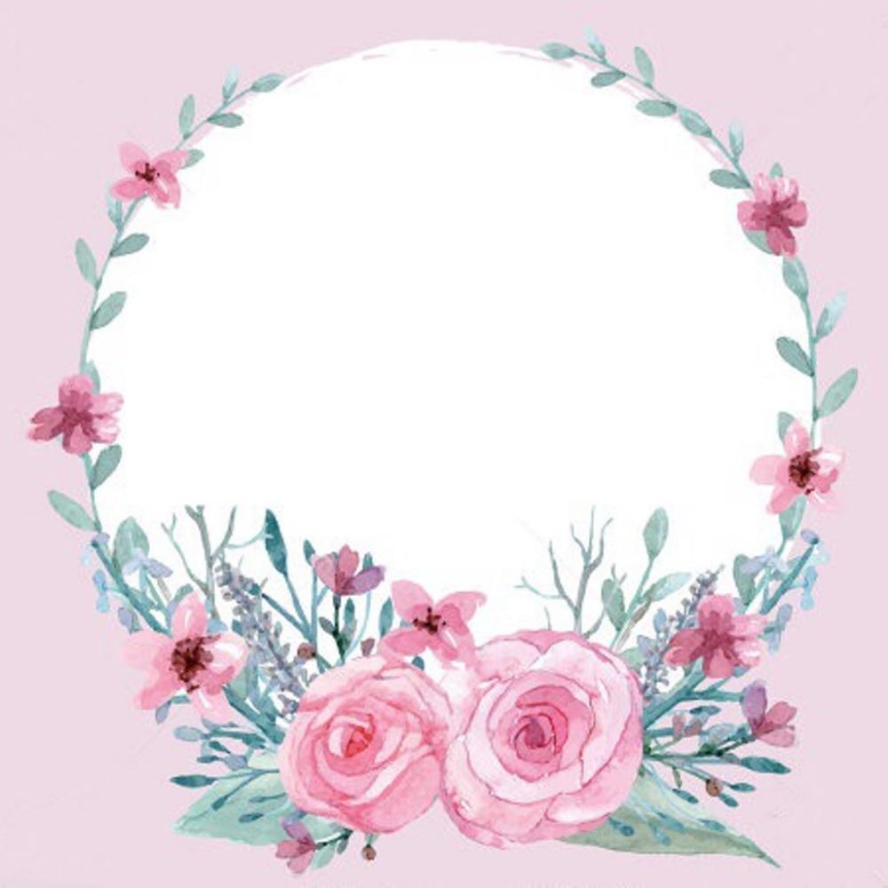 افتار هيدر خلفيه خلفيات تصميم تصاميم انستقرام صور عرض Flower Frame Boarders And Frames Floral Border