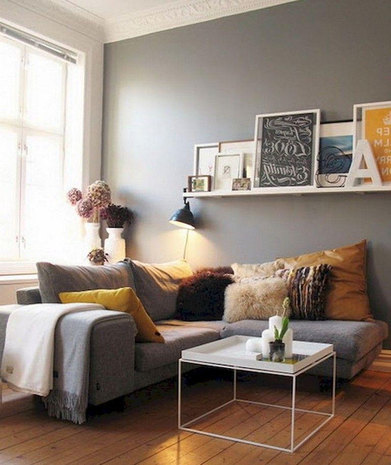 50 Admirable Modern Small Living Room Decor Ideas Livingroomideas Li Small Living Rooms Small Apartment Decorating Living Room Living Room Decor On A Budget