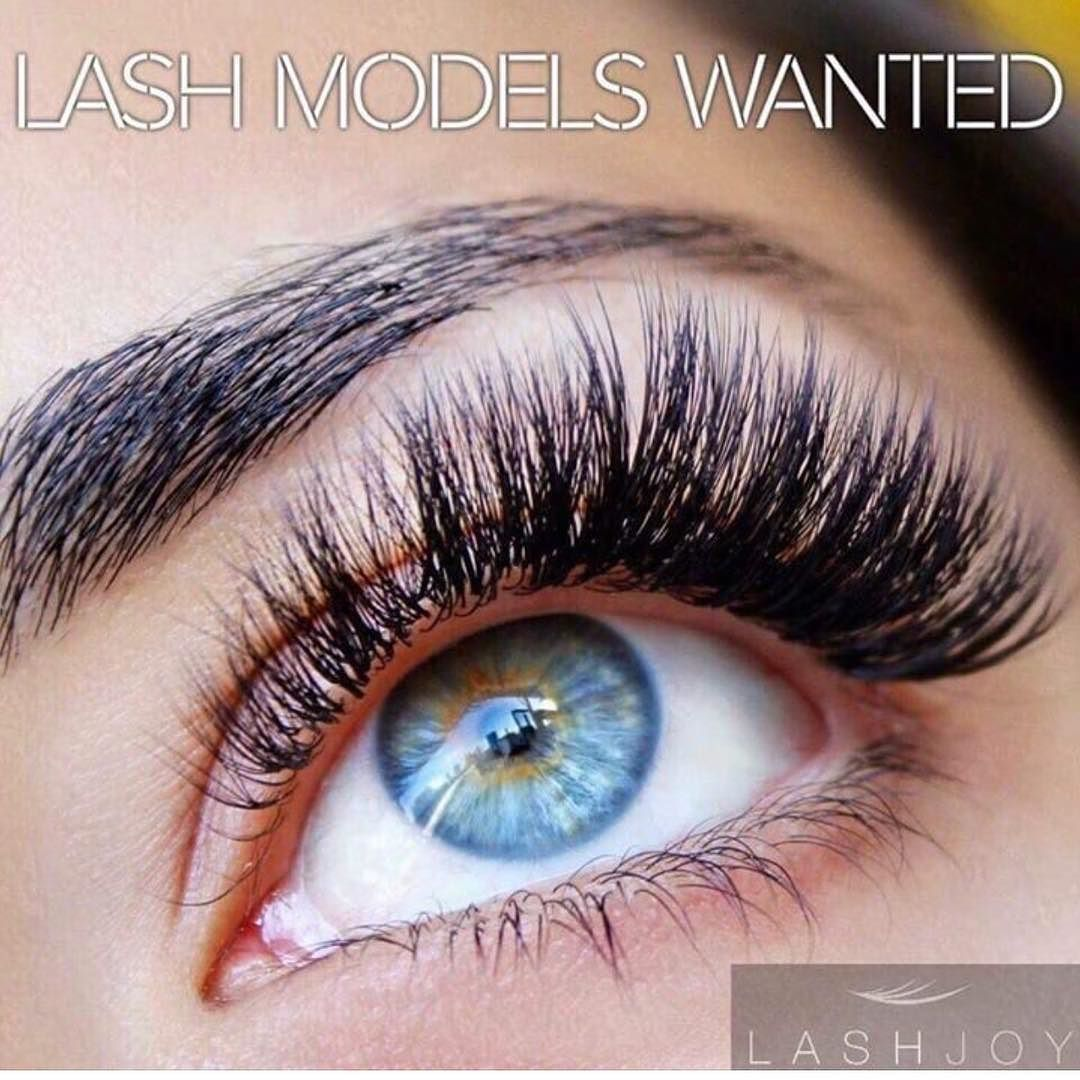 8c88e3963d4 FREE LASHES One lash model required today for volume training. 4:15pm-8pm