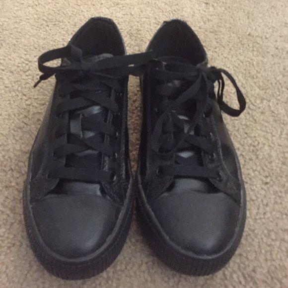 Black Tredsafe Slip Resistant
