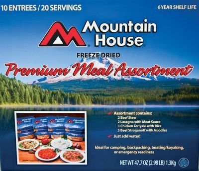 Mountain House Premium 10 Pack Assortment *** You can get more details by clicking on the image.(This is an Amazon affiliate link)
