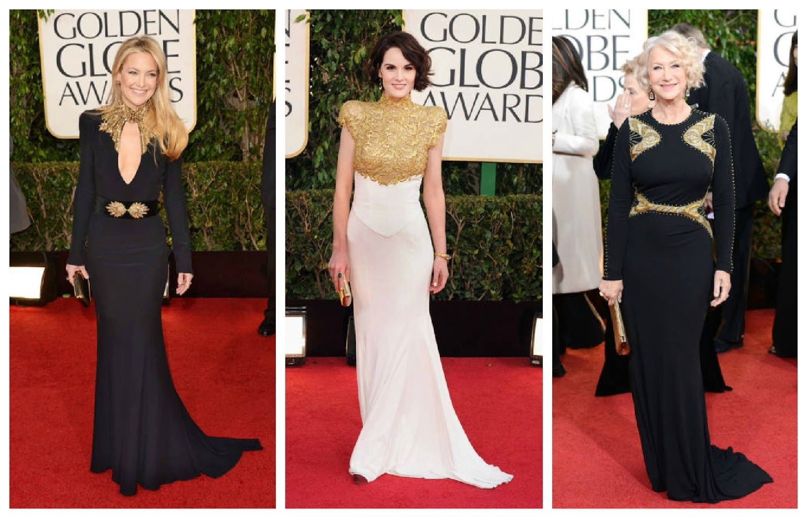 Golden Globes 2013 Trends - Heel in Mint Fashion and Style Blog