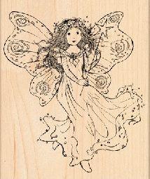 Penny Black 'Wnged Fairy'