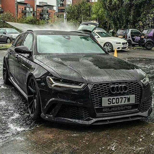 Photo Collection Audi Rs6 Tuning