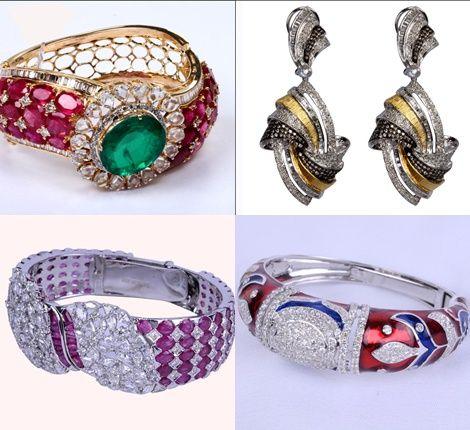 jewellery indianfashion jewelleryfashion Gold pearl diamond
