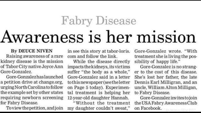Breaking New Headlines Fabry Disease A Rare Lysosomal Storage Disease Caused By Sugar A Mother S Veiw On Fabry Dis Disease Awareness Disease Point Mutation