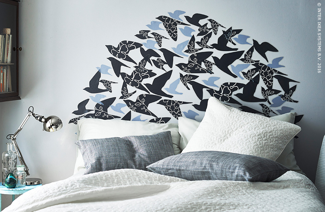 Decoratie Slaapkamer Ikea : Personaliseer jouw decoratie en geef jouw slaapkamer extra pit