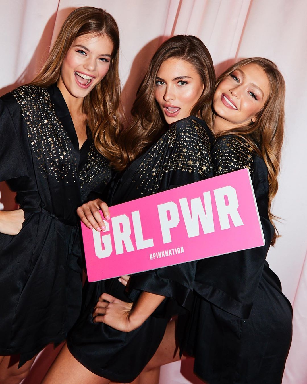 "240582cac7b Grace Elizabeth ♡ on Instagram  ""That s what it s all about  GIRLPOWER   vspink"""