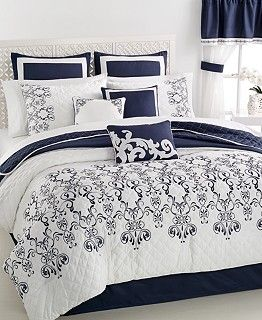 Leonelli 22 Pc Comforter Set Bed In A Bag Bed Bath Macys