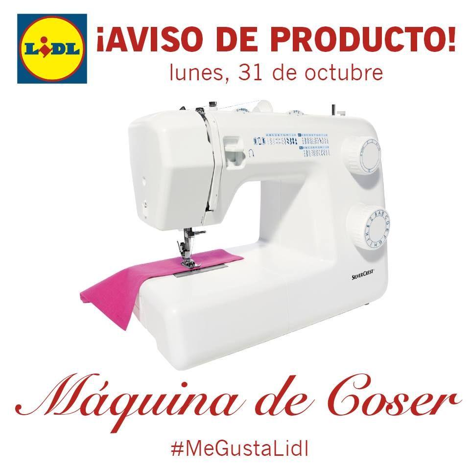 Máquina de coser Singer de Lidl | Máquinas de coser singer