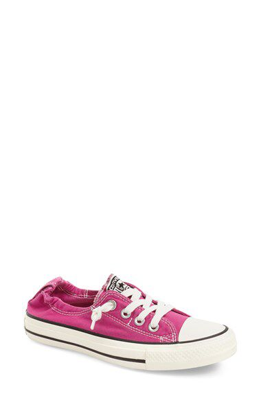 Converse Converse Chuck Taylor® All Star®  Shoreline  Low Top Sneaker (Women)  Dear Julia - I have these in white and they are super comfy and great with  ... 96a8f4ebc