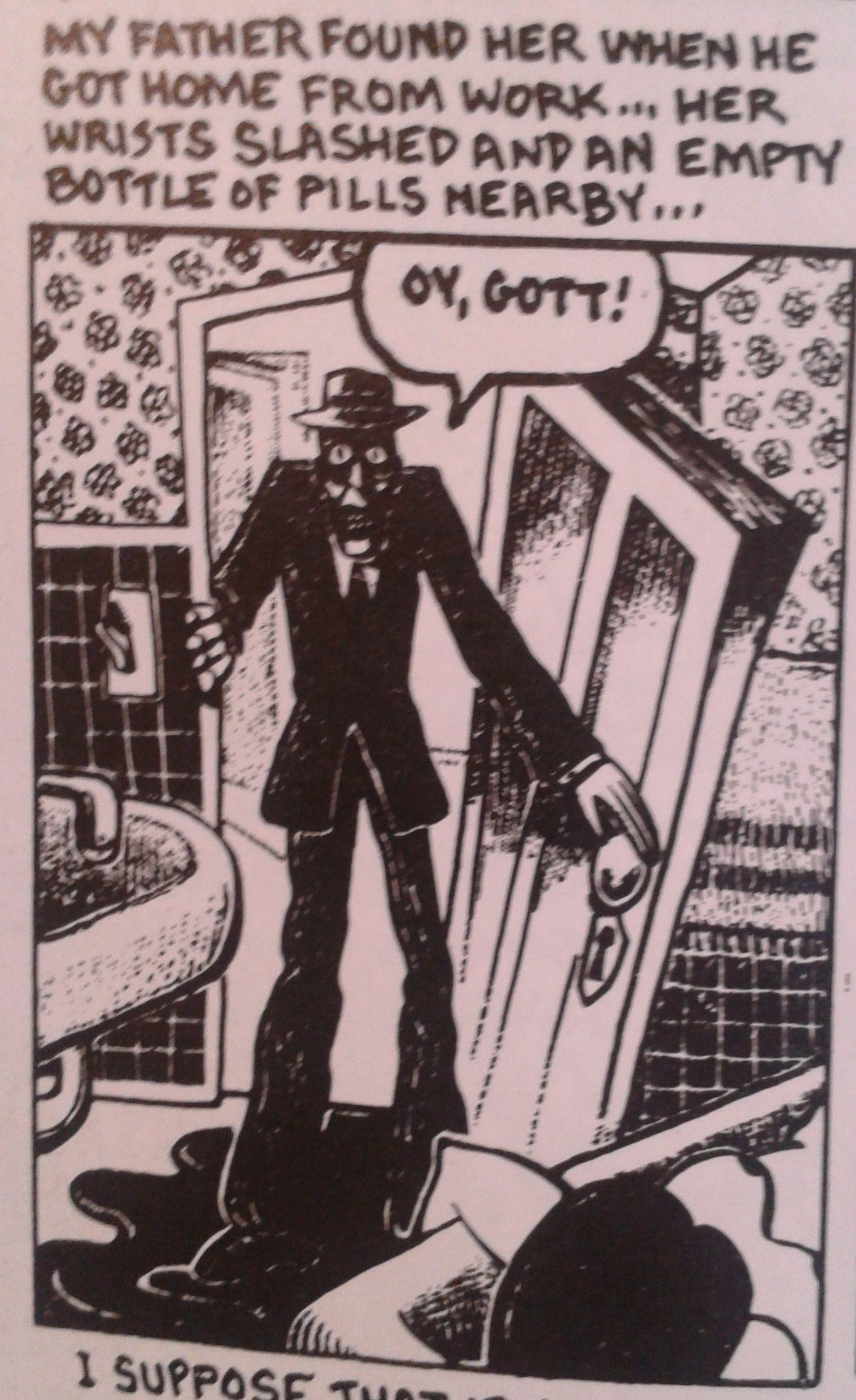 Prisoner on the Hell Planet, Art Spiegelman. Framing, forced ...