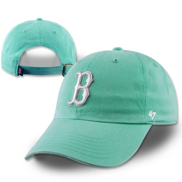 2cdc5827e93 Tiffany Blue Red Sox hat!