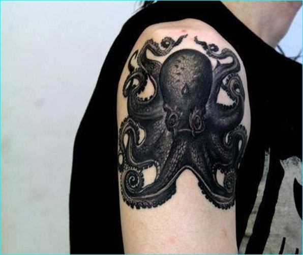 Photo of 25 Awesome Octopus Tattoo Designs, #Awesome #Designs #Octopus #octopustattoowicked #Tattoo
