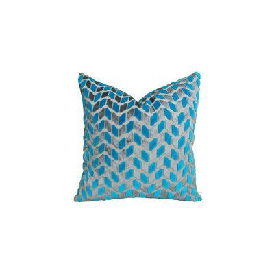 Plutus Brands Plutus Deep Sea Dive Handmade Throw Pillow Size: