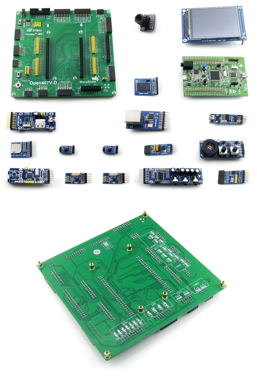 STM32F4DISCOVERY STM32F407VGT6 STM32F407 STM32 ARM Cortex-M4