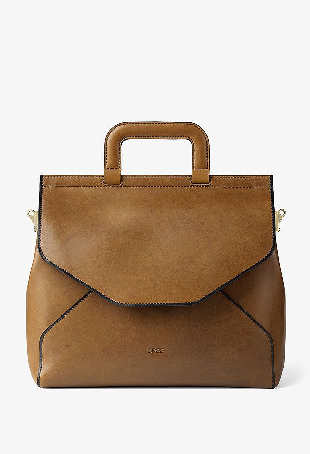 Bree Adelaide 3 Cigar W14 Mc Cowhide Leather Smooth Bag Patterns