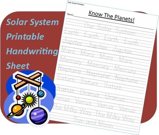 94 best 3rd grade- solar system images on Pinterest ...