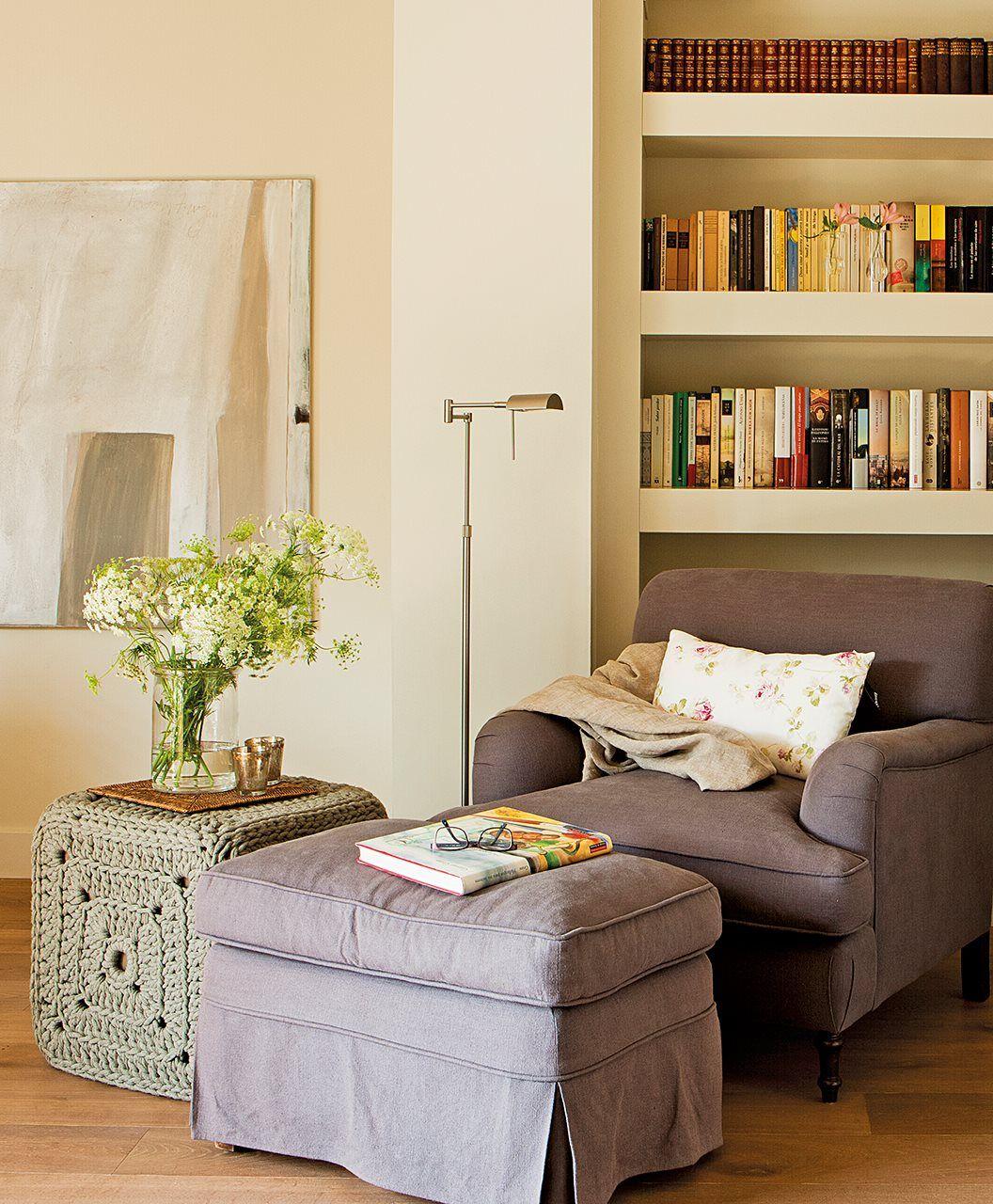 Oto o redecora tu casa y gana calidez decoraci n de - Escuela decoracion de interiores ...
