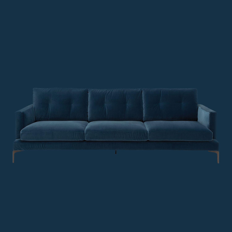 Essential 86 6 Sofa By Saba Italia Abc Carpet Home Abc Carpet Home Home Italian Design [ 1500 x 1500 Pixel ]