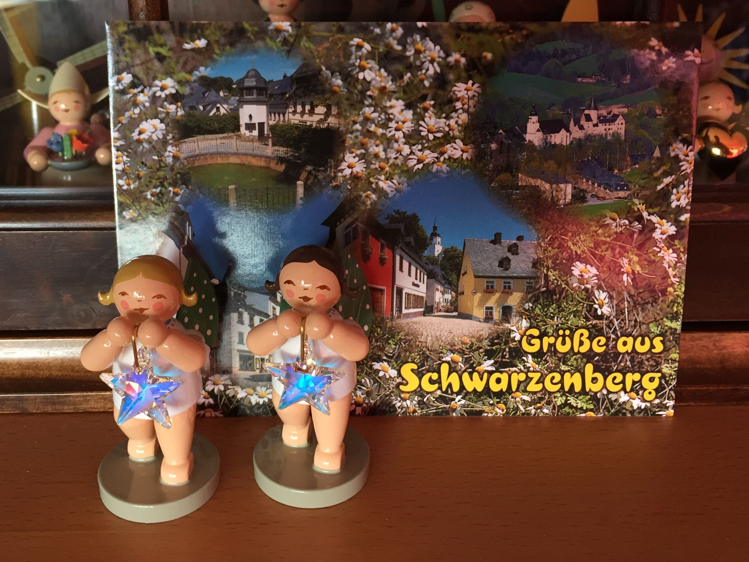 Wendt Kuhn Exclusive Anniversary Angels Sternenglanz From Bergglas Company In Germany Germany Wrestling Sumo Wrestling