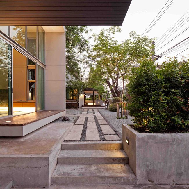 Blog de las mejores casas modernas, vanguardistas, minimalistas - casas minimalistas