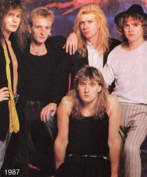 Def Leppard - The 80s