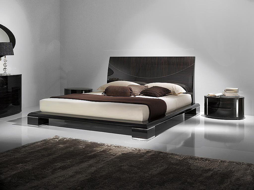 King Size Betten Hoch Und Tech Homeblu Modernes Design Zum ...