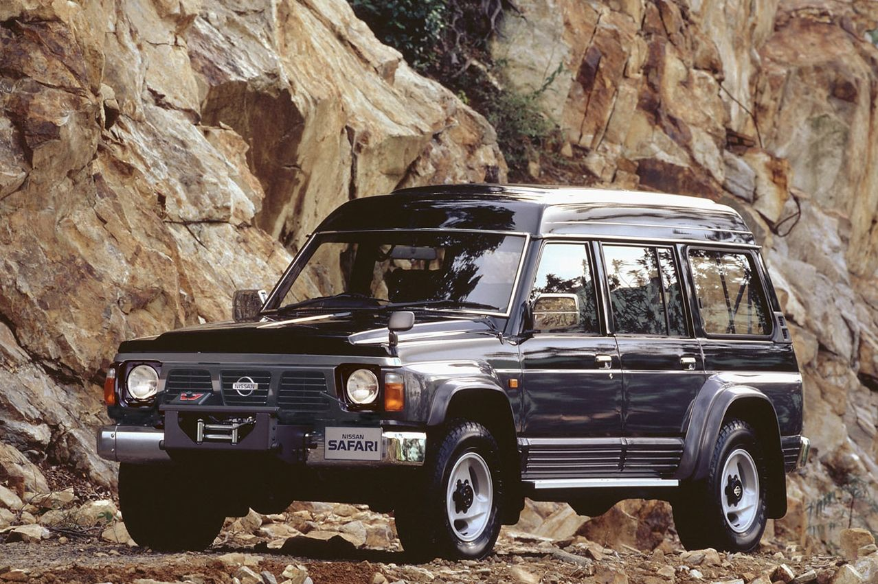 Nissan Safari Y60 | Nissan Patrol/Safari | Pinterest ...