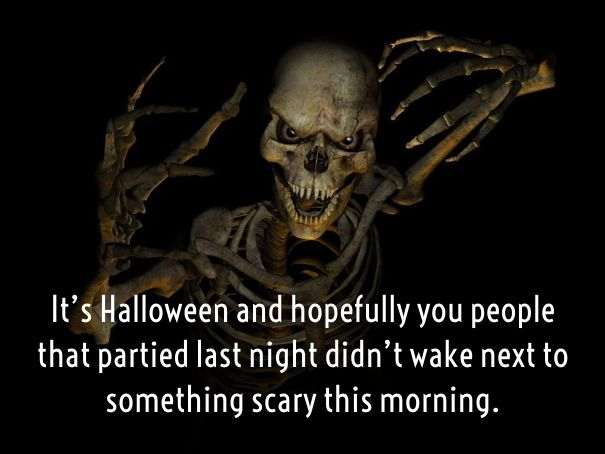 Bon Funny Halloween Quotes Sayings And Wishes 2016 With Cute Images. Hilarious  Puns And Funny Messages For Adults, Kids And Girls To Send On Happy  Halloween Day