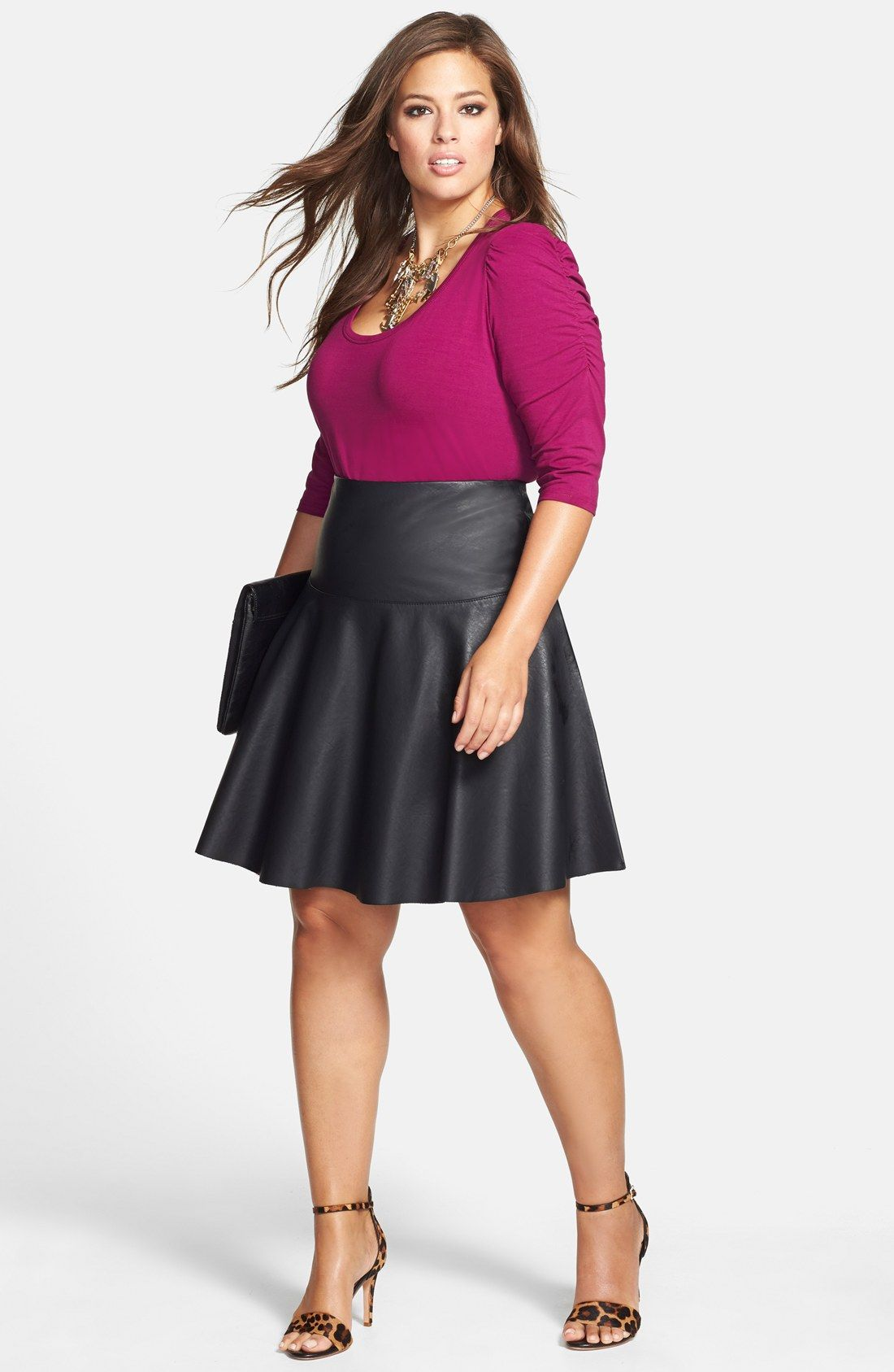 I love this outfit...(Ashley Graham)