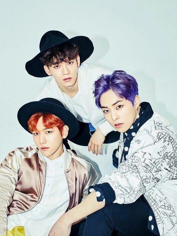 CBX #Baekhyun #ByunBaekhyun #Chen #KimJongdae #Jongdae #Xiumin - m bel finke k chen