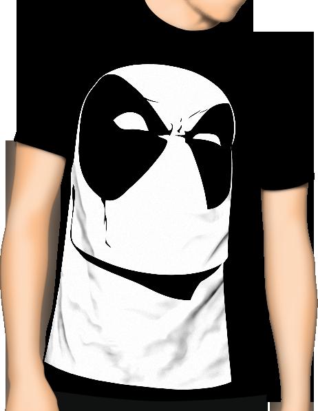 fantasma Diseño De Poleras 0593879b78c27