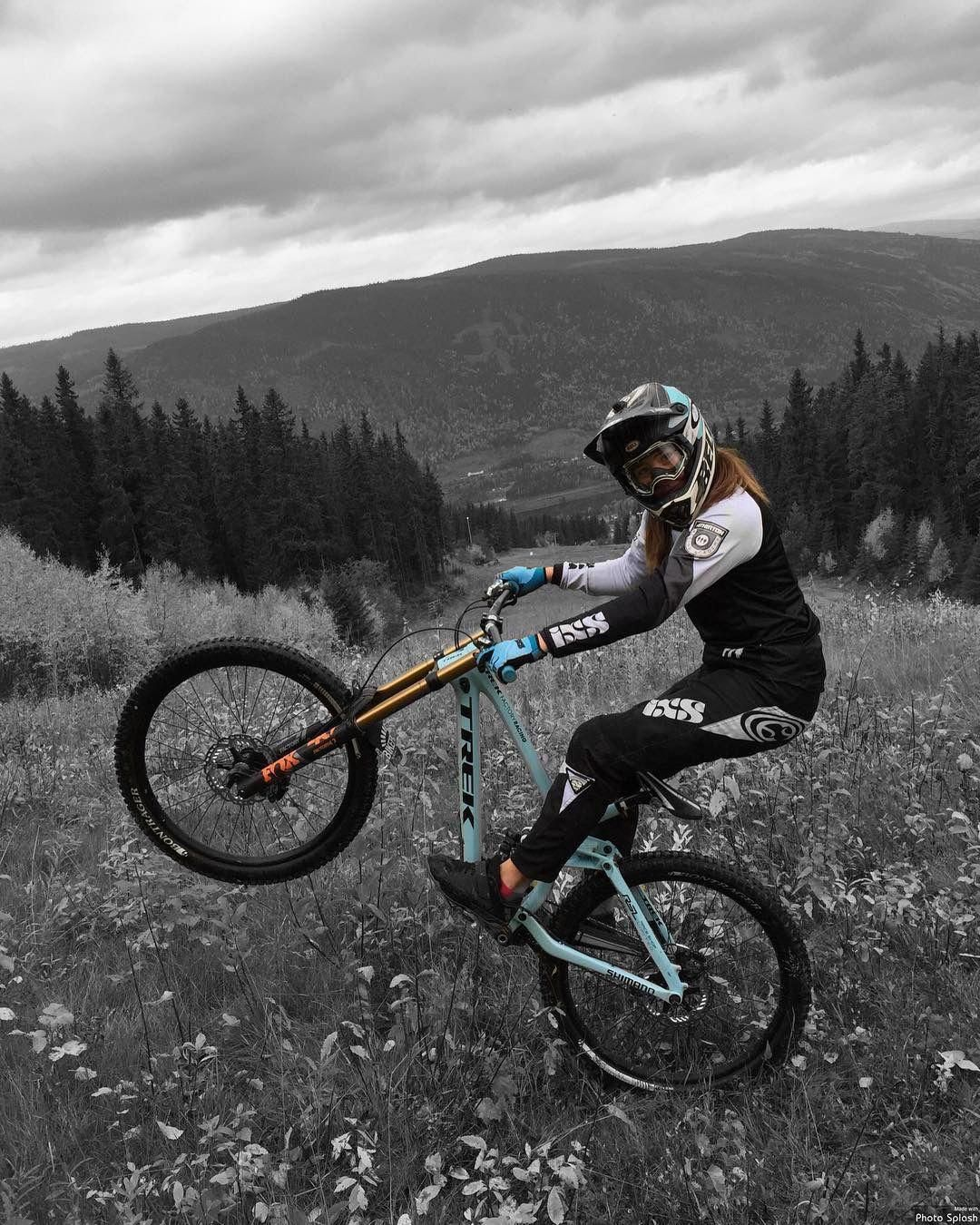 Bicycle Maintenance Mountain Biking Women Trek Mountain Bike