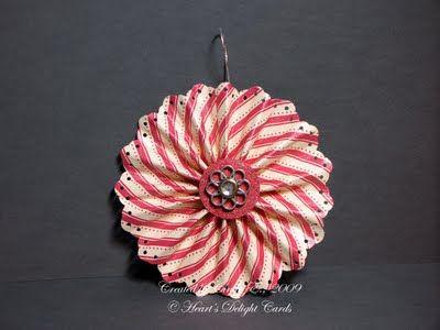 ~~Heart's Delight Cards~~: Quick Ornament