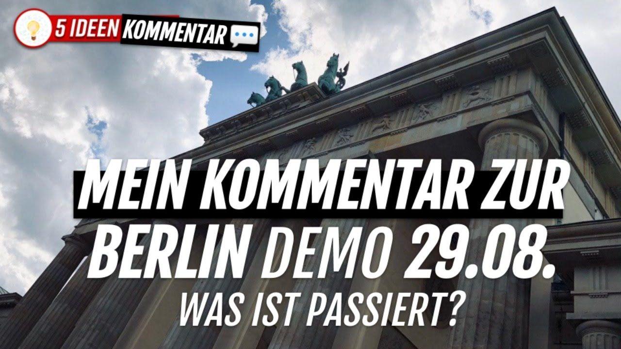 Was Ist Passiert In Berlin