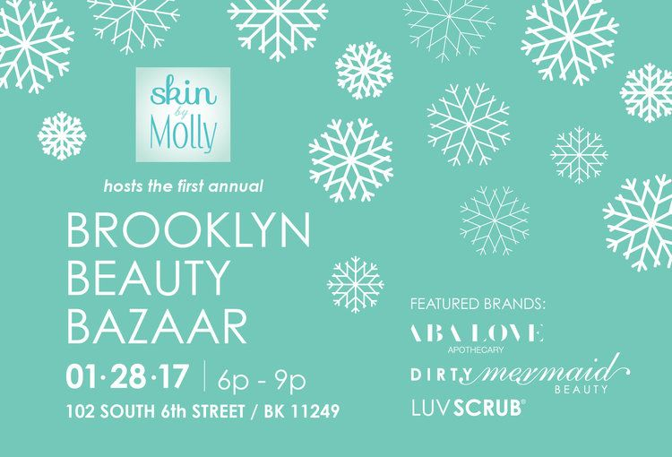 Brooklyn Beauty Bazaar / Indie Beauty